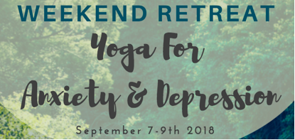 Weekend Retreat Anxiety and Depression