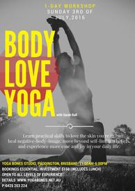 Body Love Yoga Brisbane