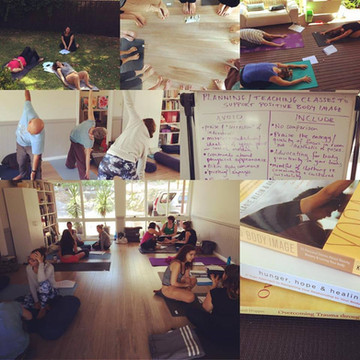 Teaching Yoga for Eating Disorders - One day workshop Sydney