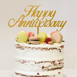 ANNIVERSARY TOPPERS