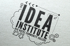 Idea Institute Red Rocks CC Logo