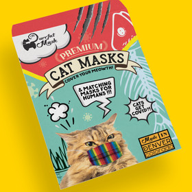 The Purrfect Mask