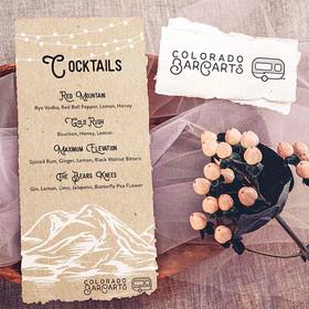 COLORADO BAR CARTS