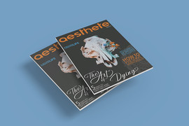 Aesthete Magazine Cover