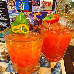 Colorado Bar Cart Cocktail Red Panda Sup