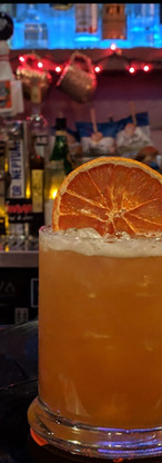 Earl Grey Infused Gin Cocktail w/ Citrus IPA Float