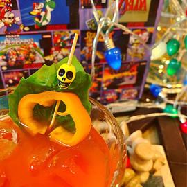Colorado Bar Cart Cocktail Super nintend