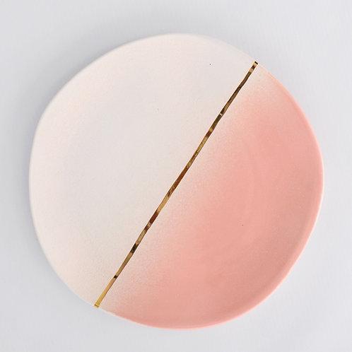 "Тарілка ""Сен-Тропе"" рожева"