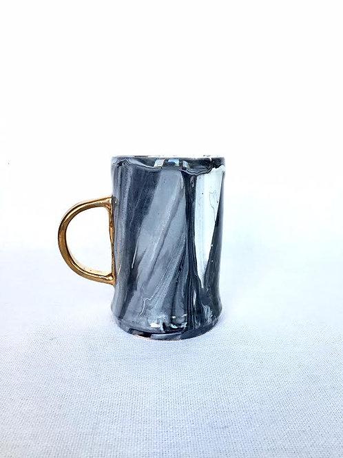 """Чашка """"Мармур сірий"""""""