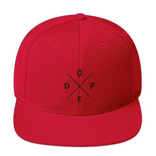 DOPE Snapback Hat