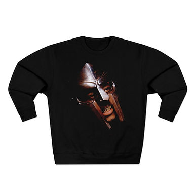 MF Doom Crewneck Sweatshirt