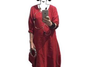 vesti vermelho!!