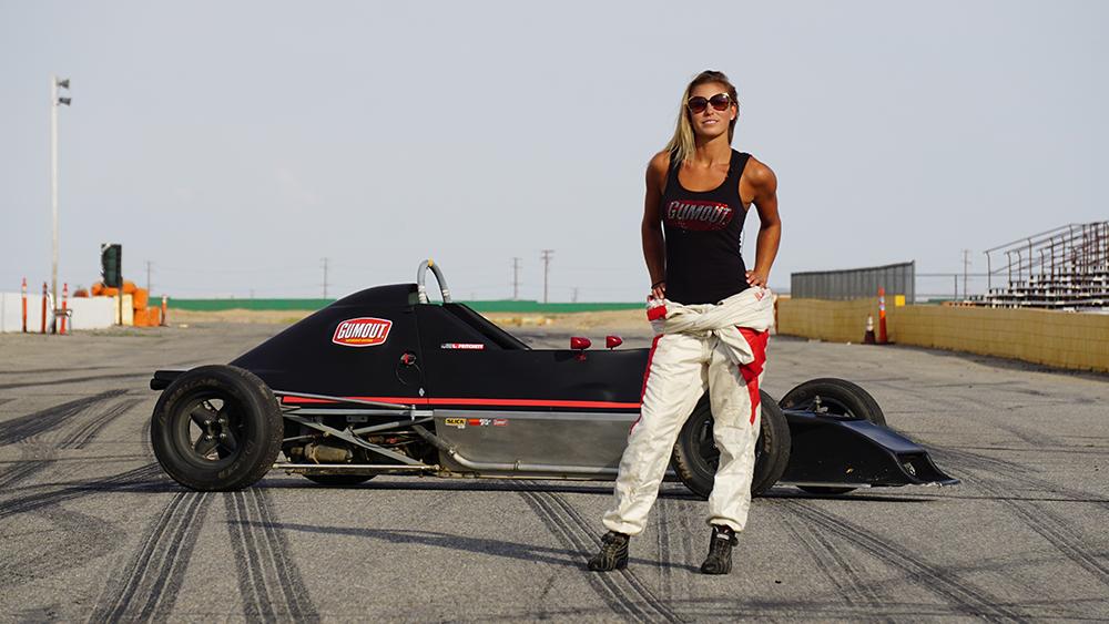 NHRA Top Fuel driver, Leah Pritchett makes her road racing debut ...