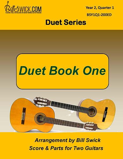 Duet Book One