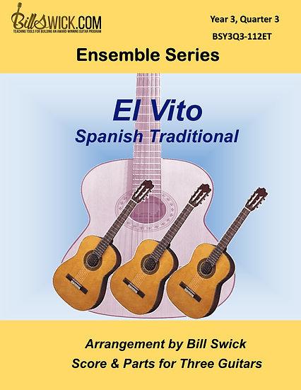 Advanced-El Vito-Spanish Traditional
