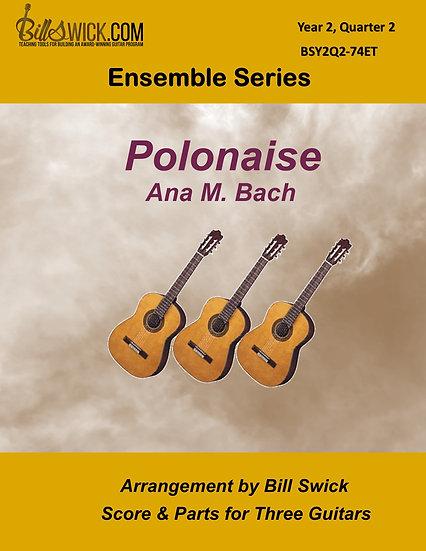 Intermediate-Polonaise-Ana M Bach