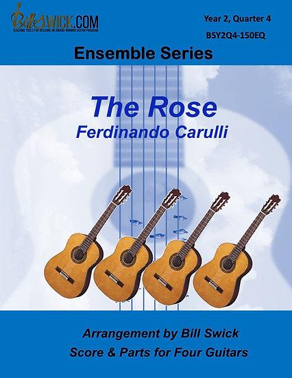 Intermediate-The Rose Op 333 by Ferdinando Carulli