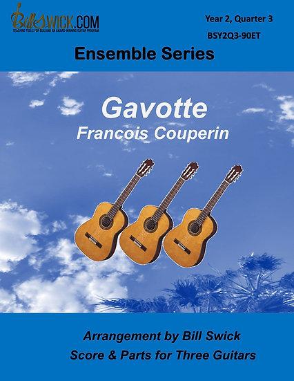 Intermediate-Gavotte-Francois Couperin
