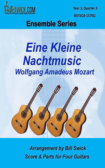 Eine Kleine Nachtmusic-Wolfgang Amadeus Mozart