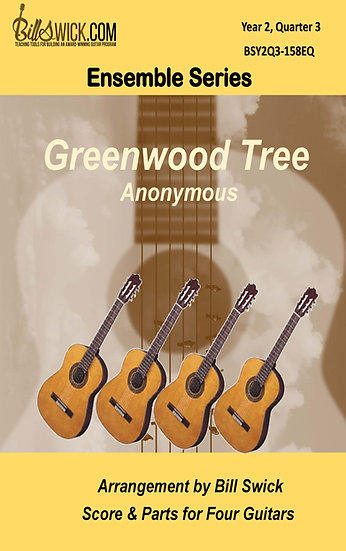 The Greenwood Tree-Anonymous