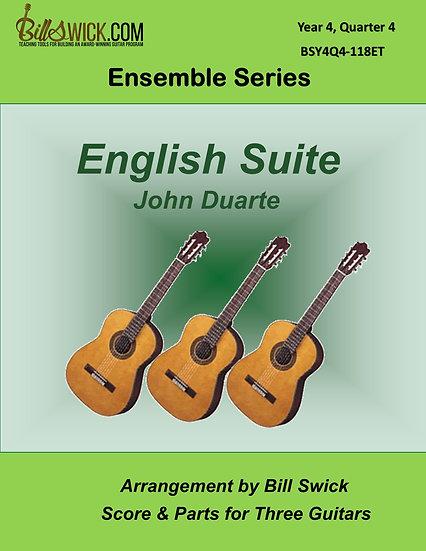 Advanced-English Suite by John Duarte