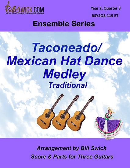 Taconeado-Mexican Hat Dance Medley