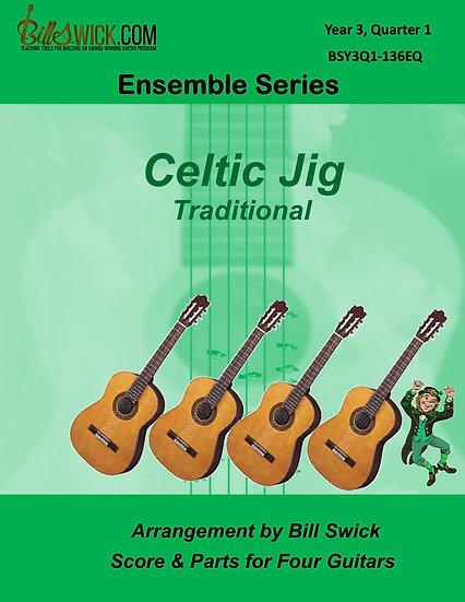 Advanced-Celtic Jig