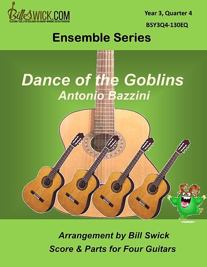 Advanced-Dance of the Goblins-Antonio Bazzini