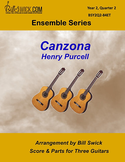 Intermediate-Canzona-Henry Purcell
