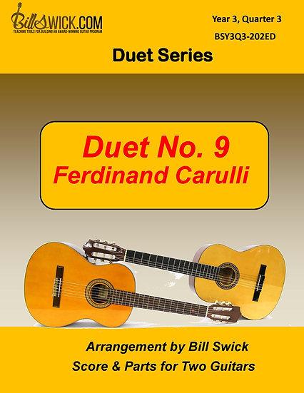 Duet No. 9-Ferdinando Carulli