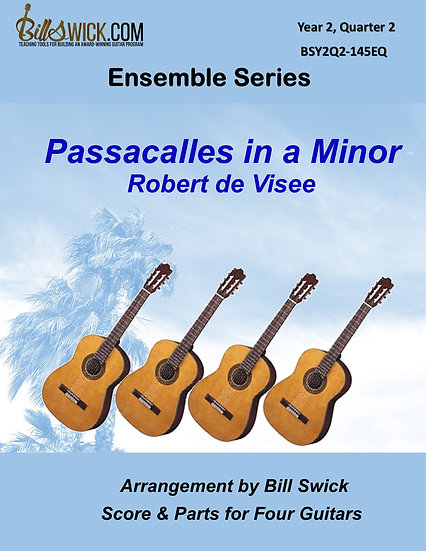 Intermediate-Passacalles in A Minor-Gasper Sanz