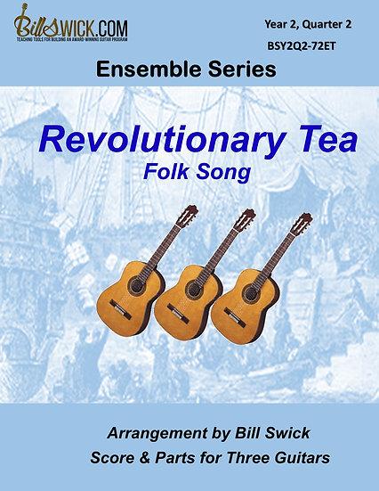 Intermediate-Revolutionary Tea