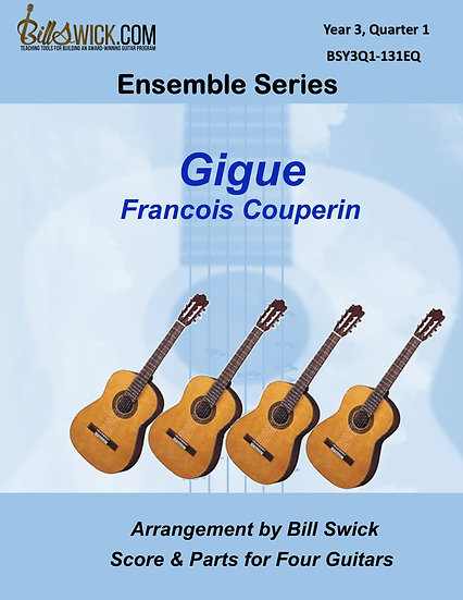Advanced-Gigue-Francois Couperin