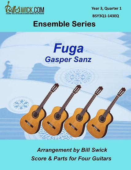 Advanced-Fuga by Gasper Sanz