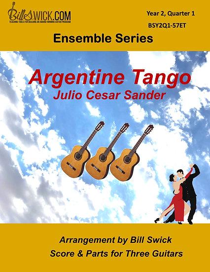 Easy-Argentine Tango by Julio Cesar Sander