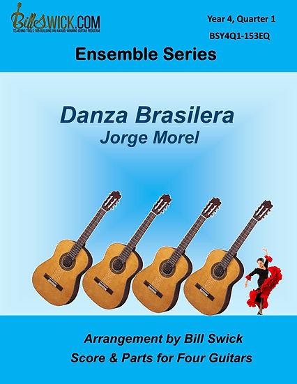 Advanced-Danza Brasilera-Jorge Morel