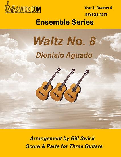Easy-Waltz No. 8-Dionisio Aguado