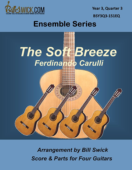 Advanced-The Soft Breeze-Ferdinando Carulli