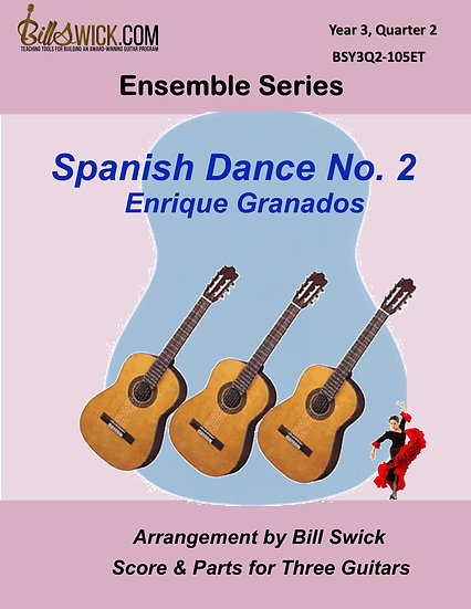 Advanced-Spanish Dance No. 2