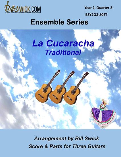 Intermediate-La Cucarascha