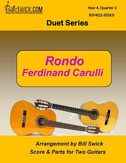 Rondo-Ferdinand Carulli