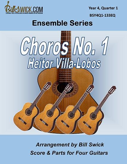 Advanced-Choros No. 1-Heitor Villa-Lobos