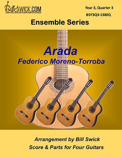 Advanced-Arada by Federico Moreno-Torroba