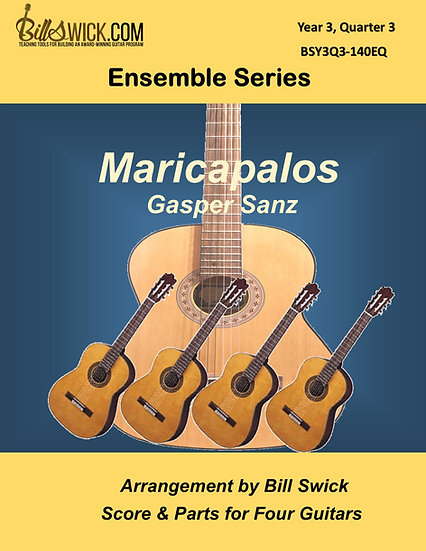 Advanced-Maricapalos-Gasper Sanz