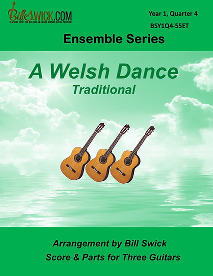 Easy-A Welsh Dance