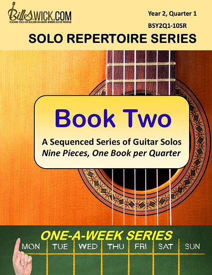 Solo Playing-Book Two