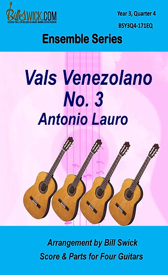 Vals Venezolano No 3-Antonio Lauro