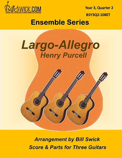 Advanced-Largo-Allegro-Henry Purcell