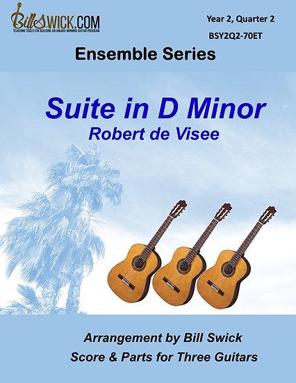 Intermediate-Suite in D Minor by Robert DeVisee