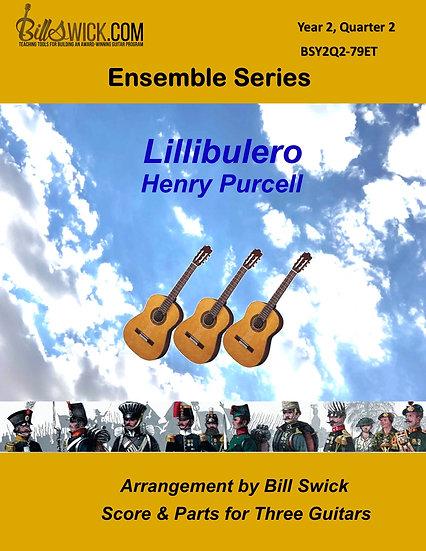 Intermediate-Lilliburlero-Antonio Vivaldi